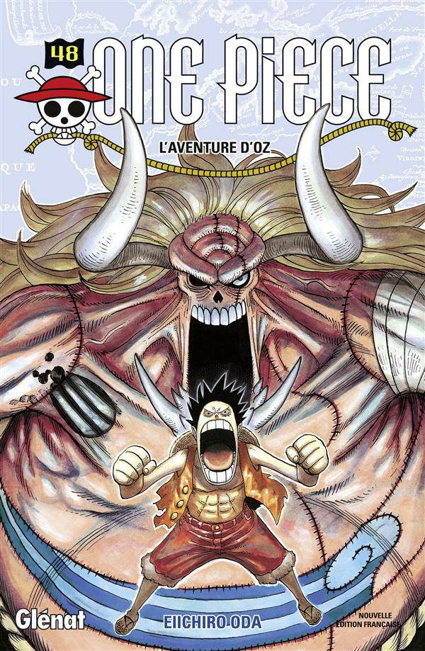 ONE PIECE - EDITION ORIGINALE - TOME 48 Oda Eiichiro Glénat